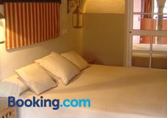 德斯马里斯海滩酒店 - 塔里法 - 睡房