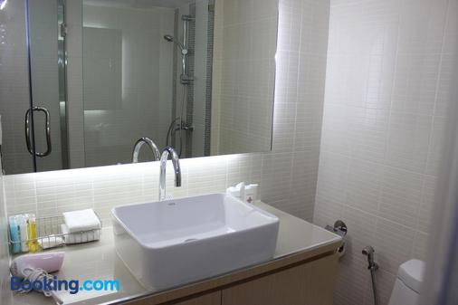 切伦酒店 - 乌隆 - 浴室