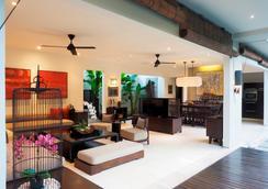 巴厘岛阿玛拉酒店 - 库塔 - 大厅