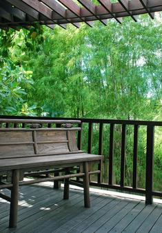 巴厘岛阿玛拉酒店 - 库塔 - 阳台