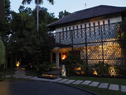 巴厘岛阿玛拉酒店 - 库塔 - 建筑