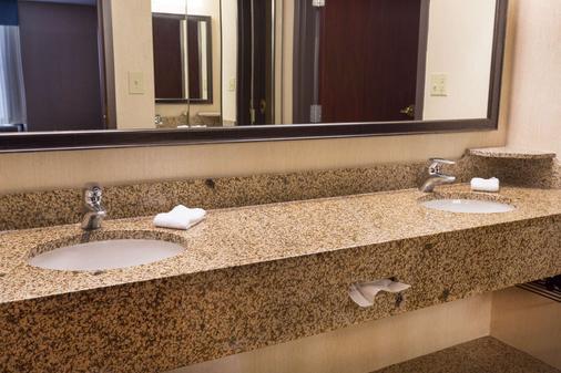 底特律-特洛伊城德鲁里套房酒店 - 特洛伊 - 浴室
