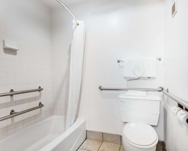 罗德威套房酒店威斯康星麦迪逊东北 - 麦迪逊 - 浴室