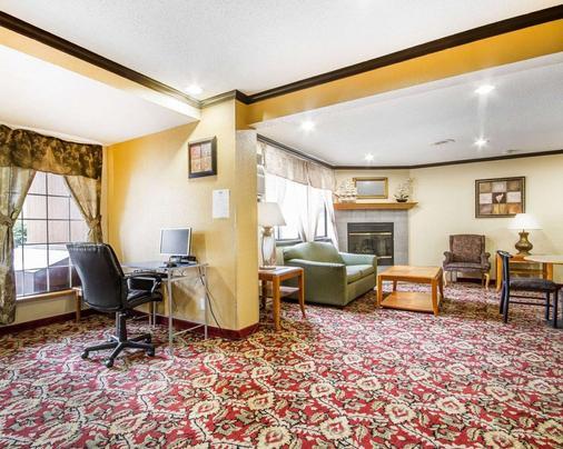 威斯康星麦迪逊东北地区罗德威套房酒店 - 麦迪逊 - 商务中心