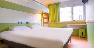 圣马洛中心宜必思快捷酒店 - 圣马洛 - 睡房