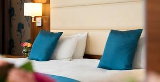 安特卫普市中心美居酒店 - 安特卫普 - 睡房