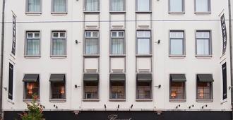 夜之栈酒店 - 安特卫普 - 建筑