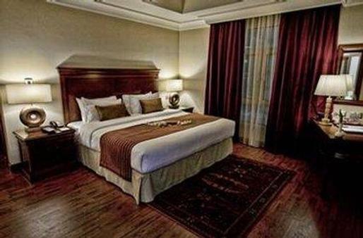 多哈凯煌酒店 - 多哈 - 睡房
