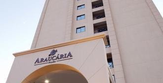 艾罗克里亚广场酒店 - 里贝朗普雷图 - 建筑
