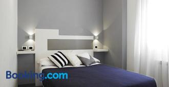 爵士风格酒店 - 罗马 - 睡房