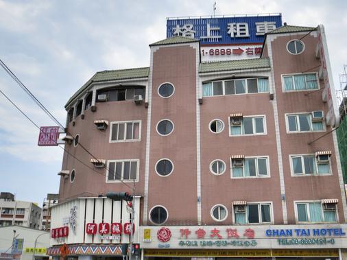 仟台大饭店 - 花莲市 - 建筑
