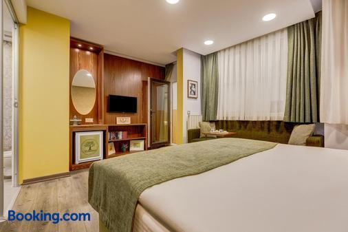 有时酒店 - 伊斯坦布尔 - 睡房