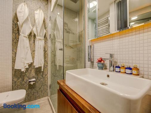 有时酒店 - 伊斯坦布尔 - 浴室