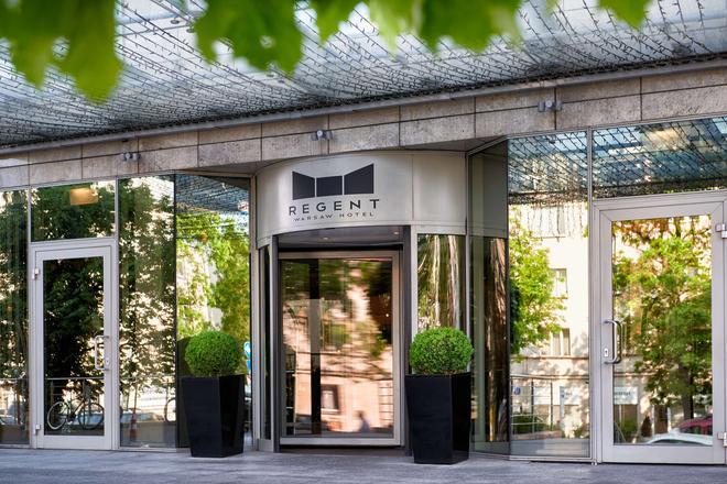 华沙丽晶酒店 - 华沙 - 建筑