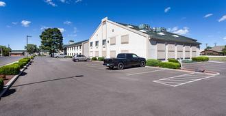 西威廉姆斯大峡谷6号汽车旅馆 - 威廉姆斯 - 建筑