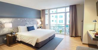 阿索克素坤逸酒店 - 曼谷 - 睡房