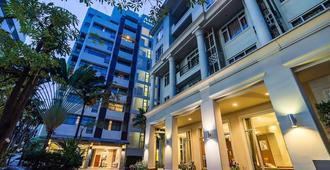 阿索克素坤逸酒店 - 曼谷 - 建筑