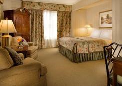 五月花公园酒店 - 西雅图 - 睡房