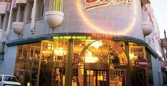曼彻斯特大不列颠萨查斯酒店 - 曼彻斯特 - 建筑