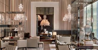 纽约巴卡拉酒店及公寓 - 纽约 - 休息厅