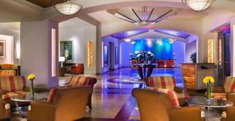 圣地亚哥盖斯莱普街区万豪酒店 - 圣地亚哥 - 大厅
