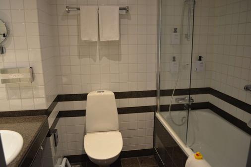 斯堪蒂克翠安格酒店 - 马尔默 - 浴室
