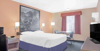 克兰布鲁克速8酒店 - 克兰布鲁克 - 睡房