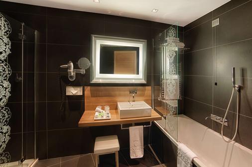 米兰普雷西登特nh精选酒店 - 米兰 - 浴室