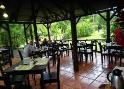 坦盖拉阿雷纳尔酒店 - 福耳图那 - 餐馆