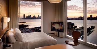 纽约设计酒店 - 纽约 - 睡房