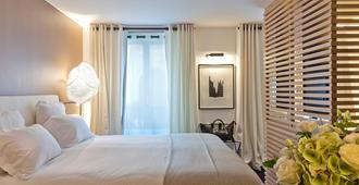 米尼斯特尔酒店 - 巴黎 - 睡房