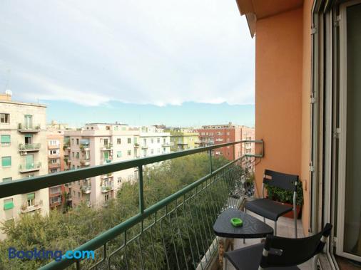 东方的月亮酒店 - 罗马 - 阳台