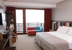 德洛斯火山梦想酒店 - 巴拉斯港 - 睡房