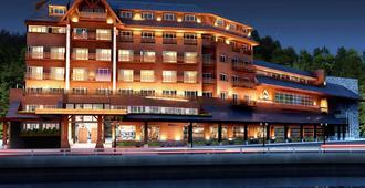Hotel Dreams De Los Volcanes -Puerto Varas - 巴拉斯港 - 建筑