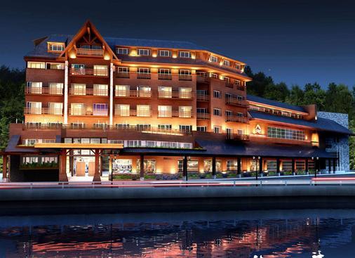 德洛斯火山梦想酒店 - 巴拉斯港 - 建筑