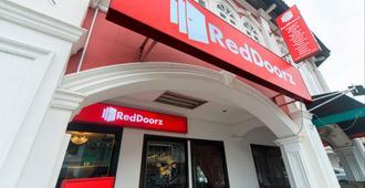 近马林百列中央红门酒店 - 新加坡 - 建筑