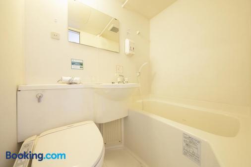 大冢站北口R&B酒店 - 东京 - 浴室