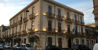 阿尔伯格阿尔费欧大酒店 - 锡拉库扎 - 建筑
