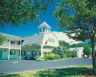 格林格兰耐特酒店 - 北康威 - 建筑