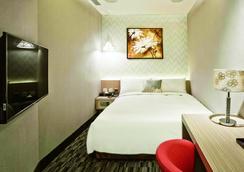 台北宁夏2号旅店 - 台北 - 睡房