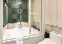 台北宁夏2号旅店 - 台北 - 浴室