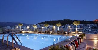 扎弗利亚酒店 - 雅典 - 游泳池