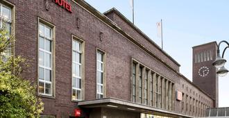 宜必思杜塞尔多夫中央火车站酒店 - 杜塞尔多夫 - 建筑