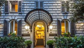 卢朵维斯宫酒店 - 罗马 - 建筑