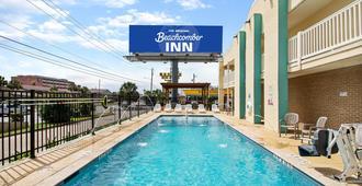 巨浪旅馆 - 加尔维斯敦 - 游泳池