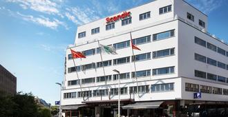 圣奥拉夫普拉斯斯堪迪克酒店 - 奥斯陆 - 建筑