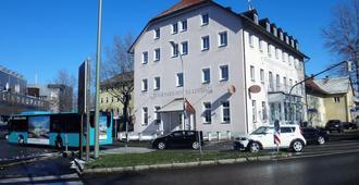 灵多尔巴登海景酒店 - 林道 - 建筑
