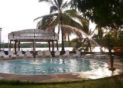 滨海圣布拉斯酒店 - 圣布拉斯(纳亚里特州) - 游泳池