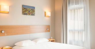 柔居公寓酒店-第戎共和 - 第戎 - 睡房