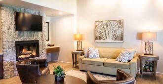 帕赛地阳坡旅馆 - 圣克鲁兹 - 客厅